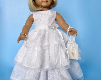 American Girl Doll: Ruffles of Lace