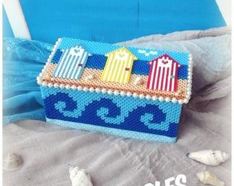 """""""Beach houses"""" box"""