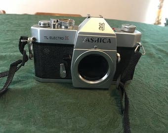Yashica TL Electro X Camera