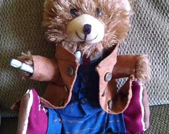 """Custom Teddy Bear (8-9"""")"""