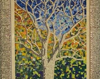 Charmant Mosaic, Mosaic Wall Art, Mosaic Art, Mosaic Handmade, Mosaic Tiles,mosaic