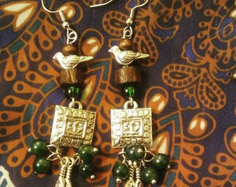 Birds of a Feather - Jukeboxx Jewelry and Crochet