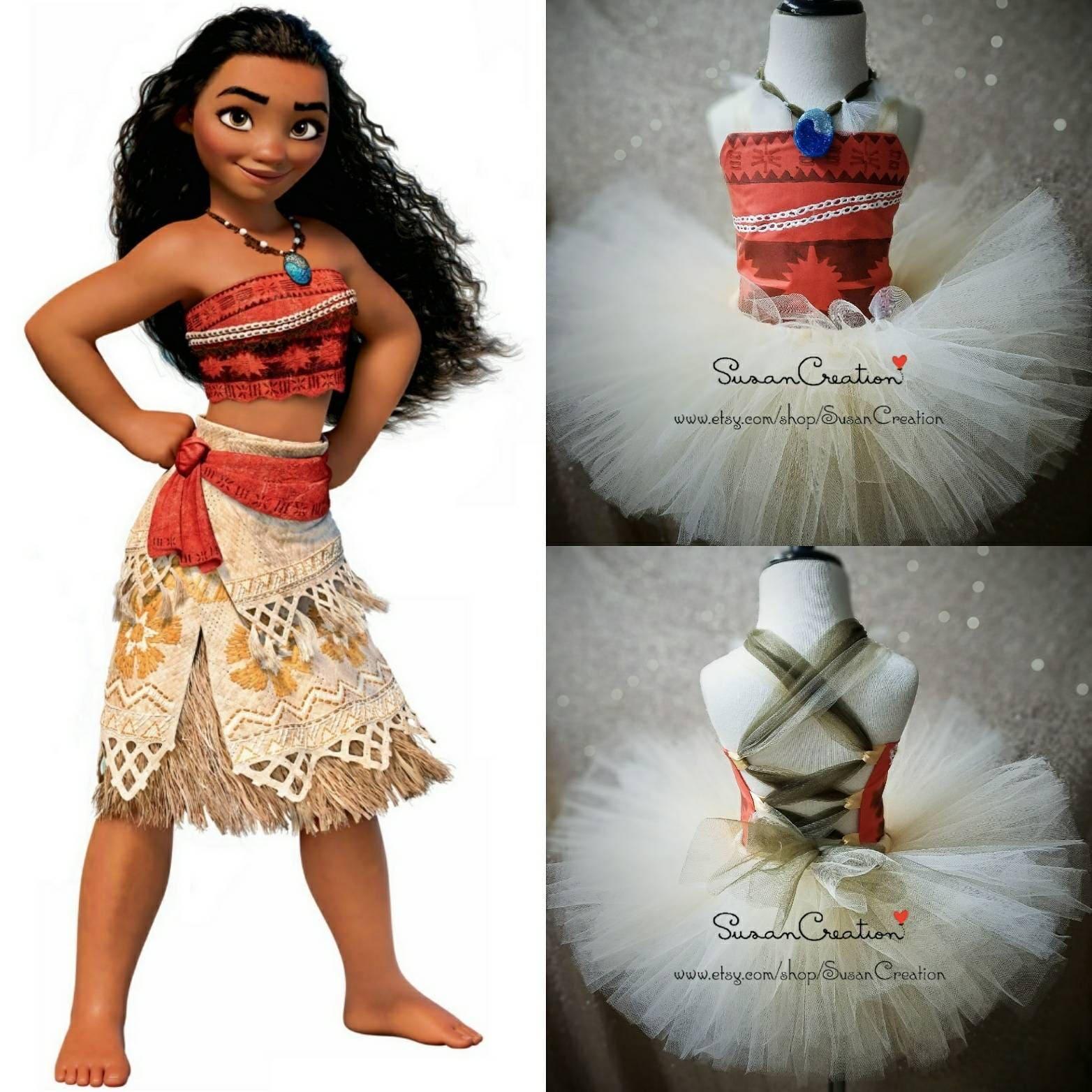 Moana Outfit Inspiration