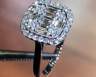 Diamond ring Engagement diamonds