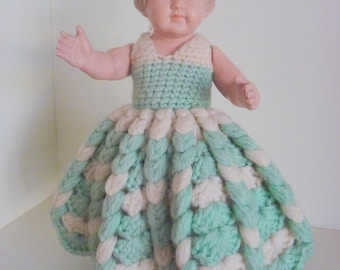 """Antique Cellba Celluloid Doll Germany approx. 1920 20 cm/7.9 """""""