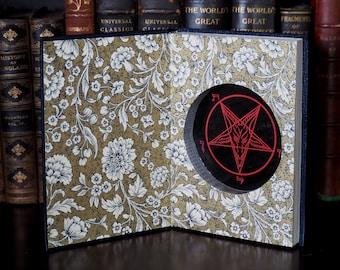 Satanic Bible Etsy