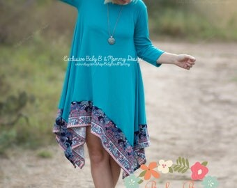 Women Flowy Dress Custom