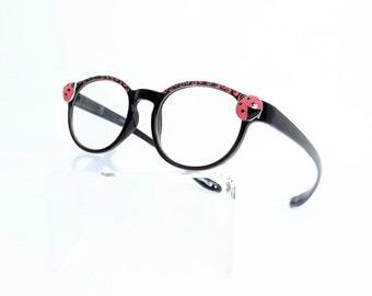 Ladybug Reading glasses +1.50