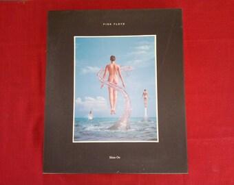 Livre Pink Floyd Shine on. 1992. En coffret d'origine. CD Box set. Vintage. UK