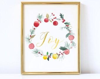 Christmas Wall Art, Christmas Decorations, Christmas Printable, Christmas Wall Decor