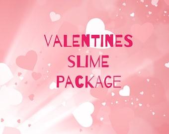 ULTIMATE valentines slime package