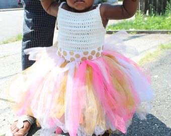 Tutu Dress for Toddlers/ Girls