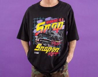 Nascar, Dale Earnhardt, Vintage 90s, Nascar Tshirt, Racing, Tshirt, Spring, 90s, Vintage, Black, 1994, Graphic Tshirt, 90s Clothing, Chevy