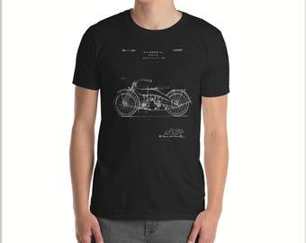 Harley Davidson T Shirt 1924,Harley Shirt,Motorcycle T Shirt,Harley Davidson Gift,Harley T Shirt,Harley Motorcycle,Harley Tee,Bike Shirt