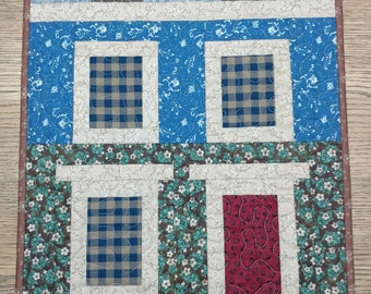 Warm Notting Hill House Quilt