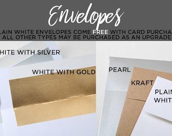 Envelope Upgrade