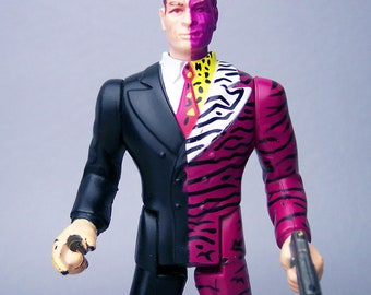 1995 Batman Two Face Figure C8