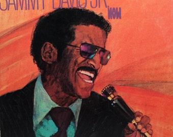 Sammy Davis Jr. – Now 1972 ( LP, Album, Vinyl Record) Pop, Easy Listening, Jazz-  Music