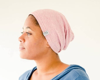 100% Organic Cotton | Slouchy Beanie | Winter Beanie | Made in Japan | Slouch Beanie Hat | Light weight | Ventilating | ls-mgo