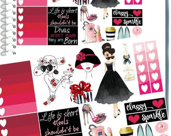 Girly To Do List Etsy