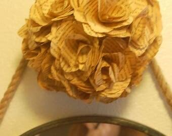 Book Flower Ball