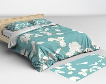 Bedspread, Duvet Cover, Bedding, Duvet Covers, Doona Covers, Comorters, Bed Covers - Twin Full Queen King Sizes