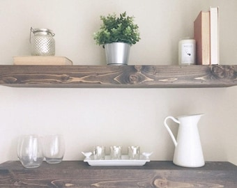 Floating Shelves   Modern Shelf   Shelving   Shelf   Wall Shelves   Kitchen  Shelf