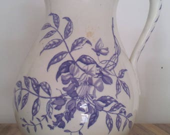 Lovely china french pitcher