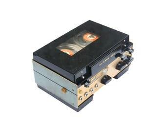 VINTAGE 1965 Portable Reel to Reel Tape Recorder FI-CORD 202 no.54