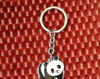 Keychain - gift Original and unusual trendy sweetness-PANDA