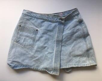 SALE! Size 13 Jean Skort