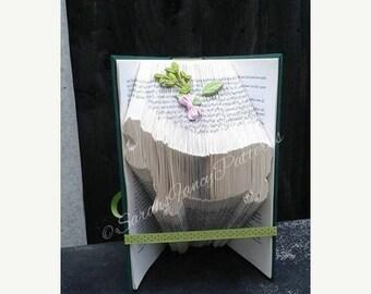 Sale Sale Sale Hippo - Book Folding Pattern