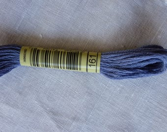 Embroidery FLOSS DMC stranded color 161