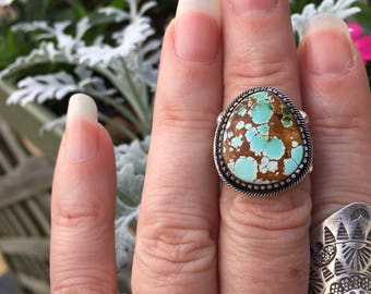 Turquoise ring/6.5