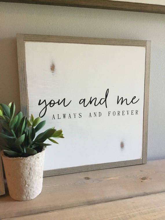 YOU AND ME 1X1
