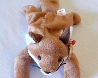 Sly Fox Beanie Ty Baby  1996