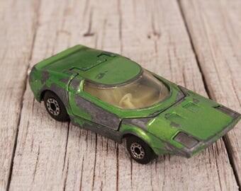 Matchbox car Clipper - No39 Matchbox car - Collectible car - Vintage Matchbox car - Bulgaria Matchbox 1973 - Pat No 1238927
