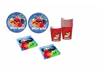 Angry Birds party Kit-Angry Birds decorations