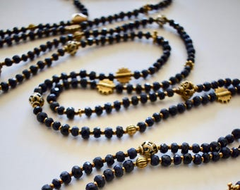AAA Iolite Detoxification Necklace