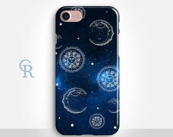 Moon iPhone 6 Case For iPhone 8 iPhone 8 Plus - iPhone X - iPhone 7 Plus - iPhone 6 - iPhone 6S - iPhone SE - Samsung S8 - iPhone 5