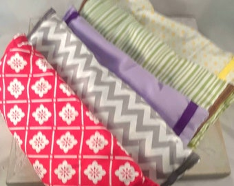 Lavender Relaxation Eye Pillow - travel eye pillow - relaxation eye pillow - sleeping aid - headache relief - heat or cold pack