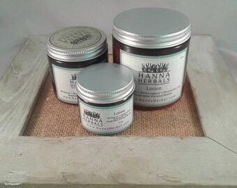 Frankincense and Myrrh Lotion - all natural lotion - essential oil lotion - avocado butter and almond oil lotion