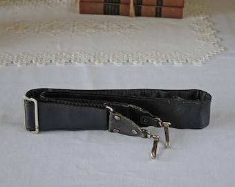 Vintage Camera STRAP - Black