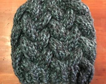 Aqua Patisserie Knit Hat