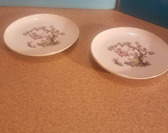 Lipper & Mann Creations  Japan  Oriental look coin dish holder set of 2