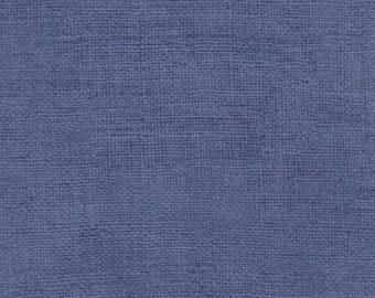 Moda Rustic Weave Dusty Blue - 32955-43