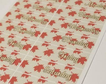 Buffalo Plaid 004 Date Covers