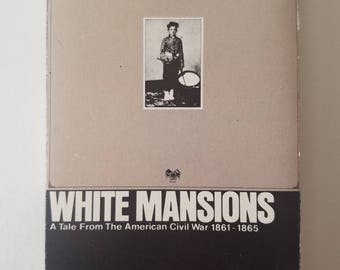 White Mansions A Tale From The American Civil War 1861-1865 Cassette Tape