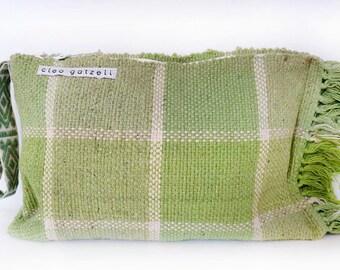 "Clutch bag, Woven clutch, Beach bag, Boho handbag, Summer Handbag, ""SPLISH SPLASH"""