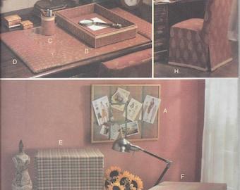 Vogue 7680 Home Office  Accessories  pattern OOP Uncut